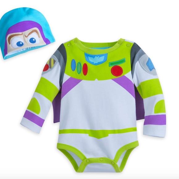 ae8fb2c52 Disney One Pieces | Buzz Lightyear Costume Bodysuit For Baby | Poshmark